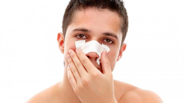Operación de nariz