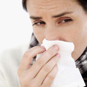 como quitar el escurrimiento nasal