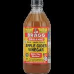 vinagre de manzana organico