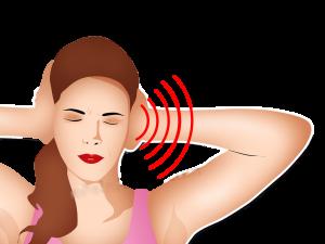 zumbido en el oido izquierdo