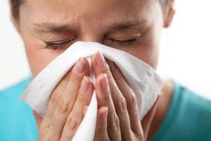 Cómo curar la rinitis