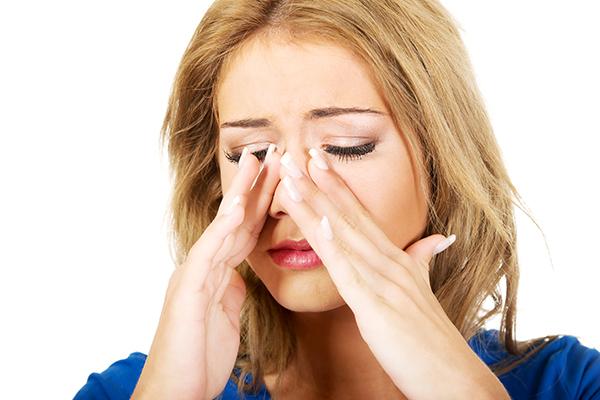 como quitar congestion nasal