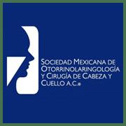 Sociedad Mexicana de Otorrinolaringología y Cirugía de Cabeza y Cuello A.C.