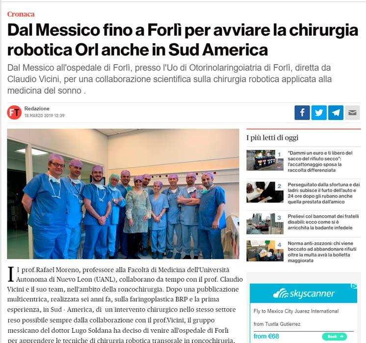 Otorrinolaringologo en Monterrey