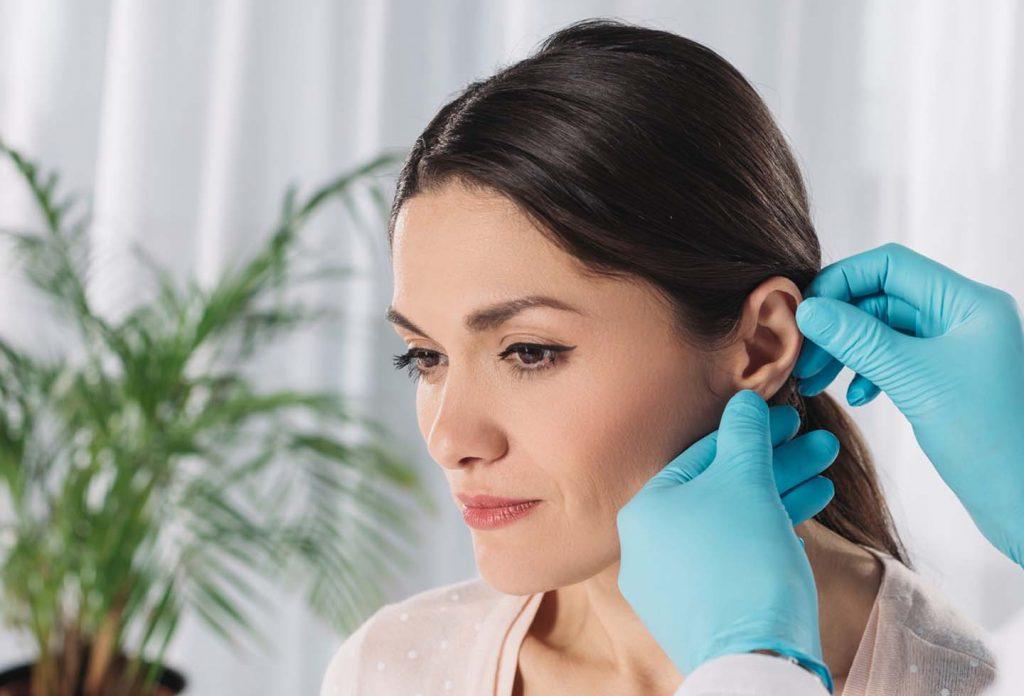Revisión del oído